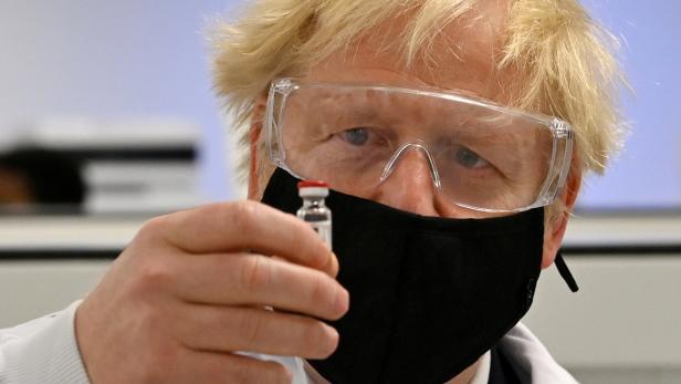 Briten wollen ab Dienstag gegen Corona impfen
