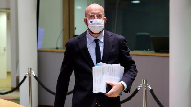 Michel: EU bereit zur Prüfung von Sanktionen gegen Türkei